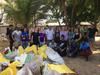 27.1.2019: mit Blue Resources Trust und dem Team um Mikrobiologe Nishan Perrera #beachcleanup #collective #exkursionsrilankamkfoto2019