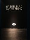 Hasselblad and the moon... exhibition at Hasselblad Foundation in Gothenburg, #2019. The picture was taken on June 20, #1969 by #Michael_Collins, the pilot of the command module of Apollo 11. It shows the earthrise seen from the Moon's orbit before landing.