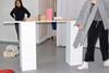Exhibition view of#PEPVCPTFEPEG at #uqbarprojectspace Berlin #exhibitionberlin #uqbarberlin on view work by #institutfuer_urheberpflicht #2019 #2020