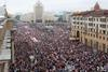 Минск сегодня такой.  Фото: Радио Свобода