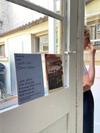 Ausstellung #Zentrale Karlsruhe JudithMiltz #ClemensLauer